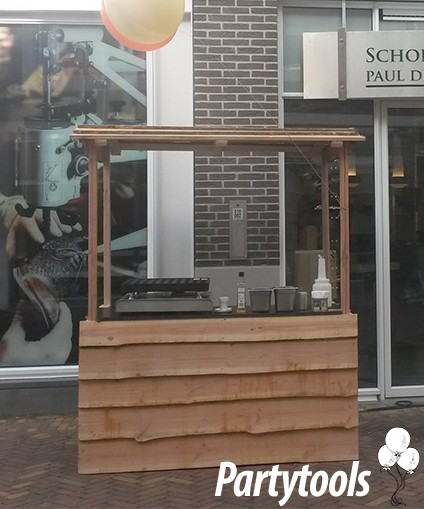 poffertjeskar huren in regio Rotterdam